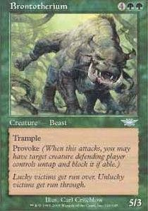 Magic: the Gathering – Brontotherium – Legions