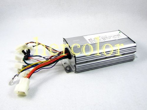48v 500w Electric E Scooter Bike Bicycle Pedicab Trike Brushless Motor Controller