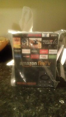 Amazon Fire TV Digital HD Media Streamer