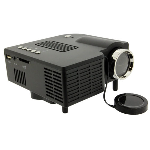 Mini Portable HD LED Projector Home Cinema Theater PC Laptop