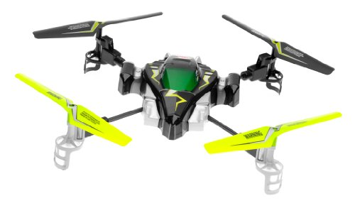 Hero RC H1 X1 Syma Quadcopter Viking Space Ship 2.4Ghz 4 Channel (Lime) w/ Extra Spare Battery
