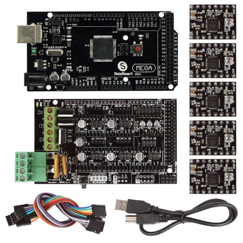 SainSmart RAMPS 1.4 3D Printer Kit with Mega2560 + A4988
