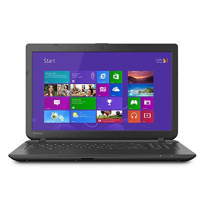Toshiba 15.6″ Satellite Laptop Celeron N2830 2GB 500GB Win 8.1