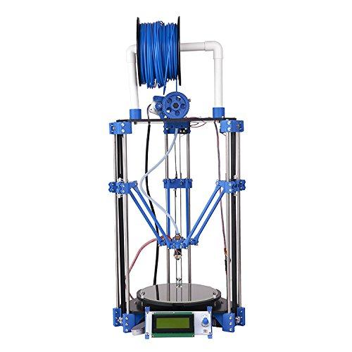 Unassembled-Full kit for JIETAI Delta Rostock mini Sanguinololu delta 3D printer