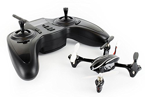 Hubsan H107L X4 Mini RTF RC Quadcopter