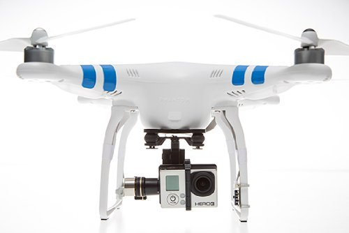 Dji Phantom 2 Ready to Fly Quadcopter – GoPro Hero 3+ Black Edition Camera With Zenmuse H3-2D Camera Gimbal