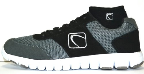 ARCH CG097III Lightweight Trainer (Kickstarter Pack) (12, Haze Grey/Black-White)