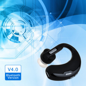 Wireless Bluetooth4.0 Hands-free Stereo Earphone Headset for Galaxy