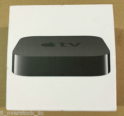 Apple TV MD199LL/A 3rd Generation Digital HD Media Streamer