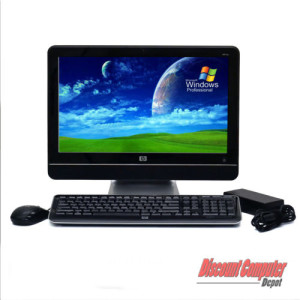 HP Pro All-in-One PC Desktop Computer