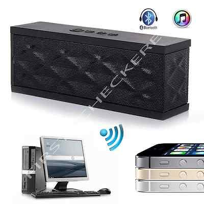 Bluetooth Wireless Speaker Stereo Boombox Portable