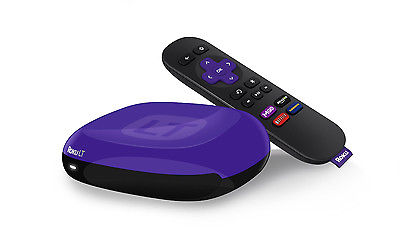 New Roku LT Wireless Streaming Player 1500 + Channels