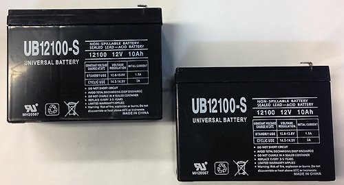 New 12V 10AH SLA Currie Izip Ezip ebike Battery