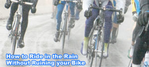 ridingrainbikedamage 300x135 Rules for Riding in the Rain and the Fun Gadgets that Help