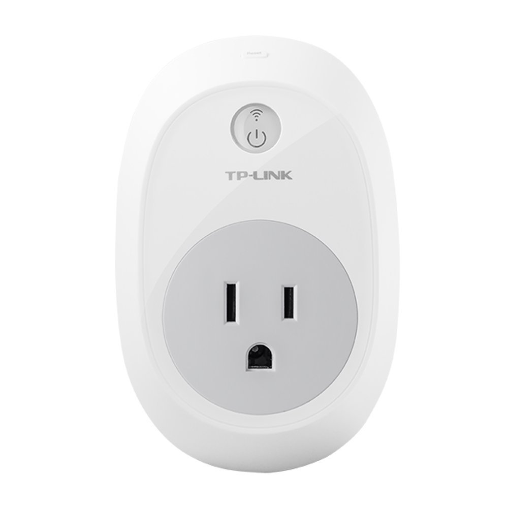TP-Link Smart Plug, No Hub Required, Wi-Fi, Control your Devices from Anywhere