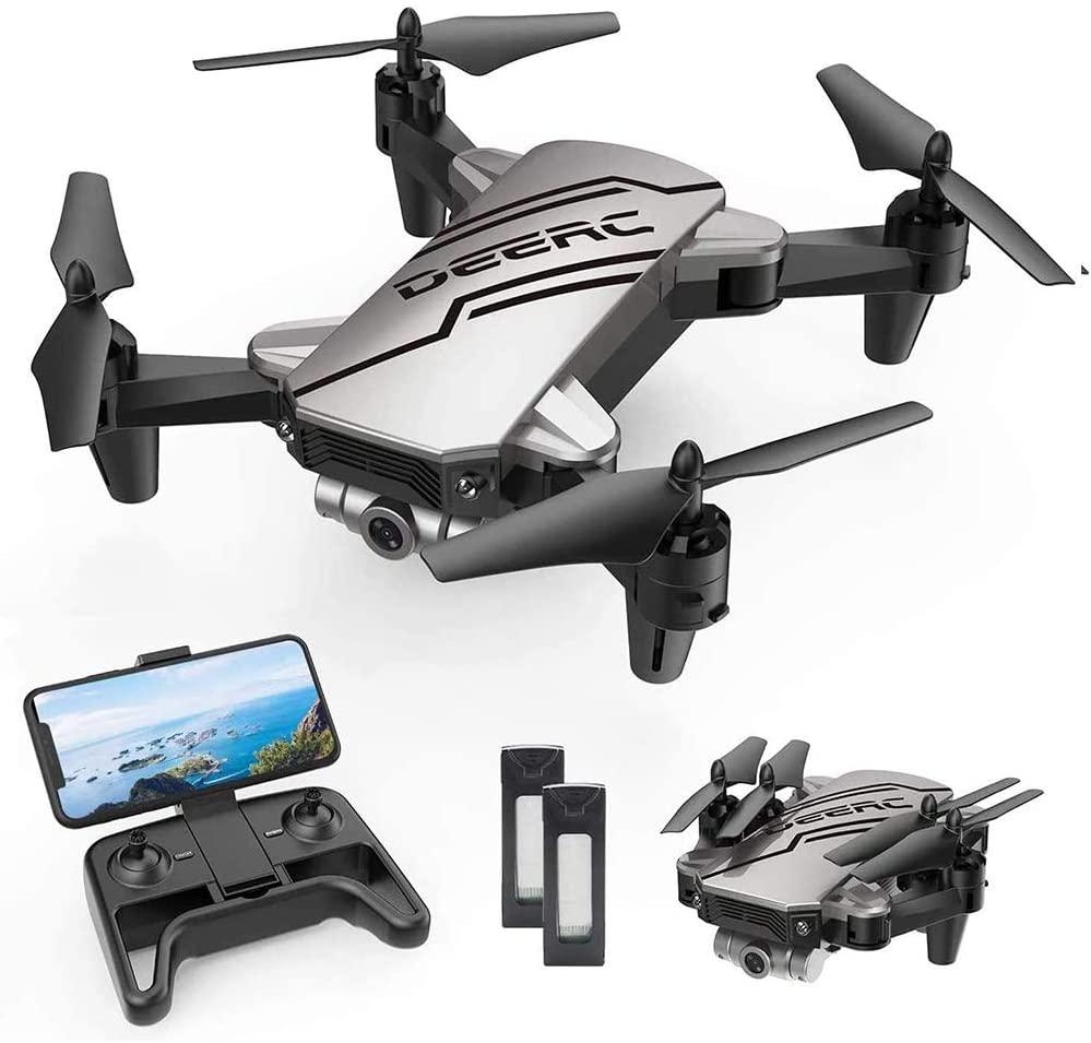 The DERC Quadcopter