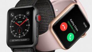 554864 apple watch series 3 300x169 TOP 6 SMARTWATCH WEARABLES