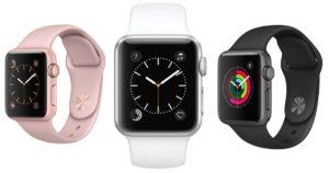 apple watch series 1 300x158 TOP 6 SMARTWATCH WEARABLES