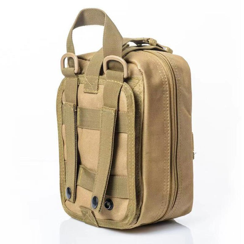 %name Tactical Medical Waist Bag Camouflage Multi function Package Outdoor Mountaineering Rescue Kit Tactical Backpack Military