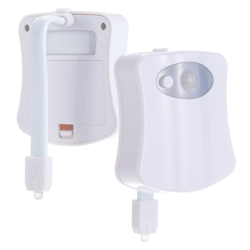 HTB1HYC3aJHO8KJjSZFLq6yTqVXaJ Smart PIR Motion Sensor Toilet Seat Night Light 8 Colors Waterproof Backlight For Toilet Bowl LED Luminaria Lamp WC Toilet Light